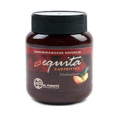Krem czekoladowy półgorzki, 'Equita Zarbitter' (250g)