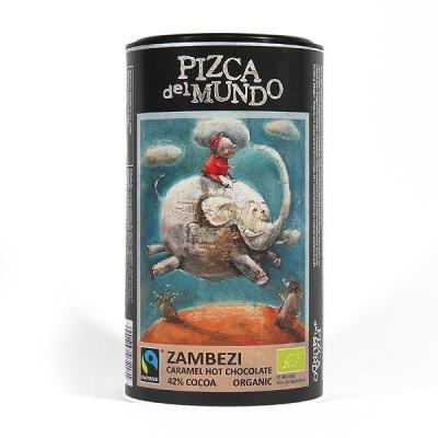 Zambezi, czekolada na gorąco - karmelowa 250g