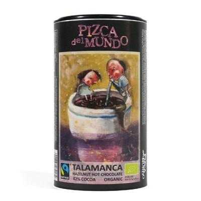 Talamanca, czekolada na gorąco - orzechowa 250g