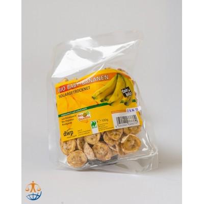 """Suszone banany """"Baby"""" BIO (100g)"""
