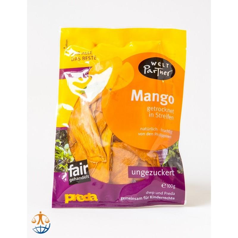 Mango suszone, bez cukru (dwp)