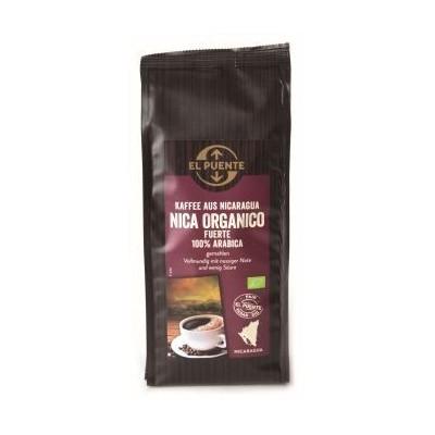 Kawa Nica organico, fuerte, mielona