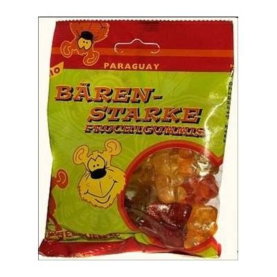 """Owocowe cukierki żelowe """"Barenstarke"""" - Miśki"""