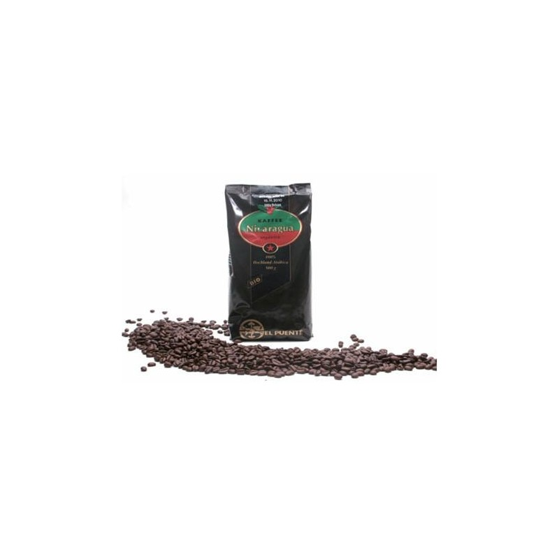 Kawa ziarnista, Nica organico (500g)