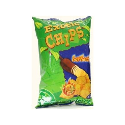 Exotic Chips Maniok Barbecue małe