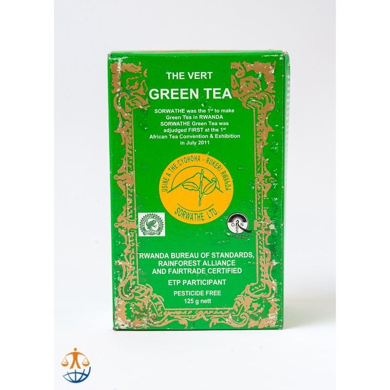 Herbata zielona z Rwandy 200 g