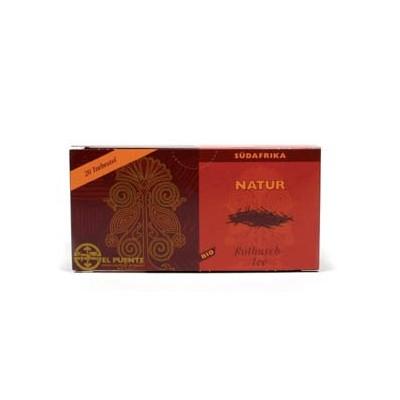 Herbata Rotbusch (Rooibos), bez dodatków, 20 saszetek