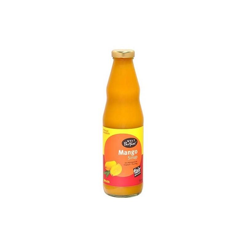 Syrop owocowy z mango, 750 ml
