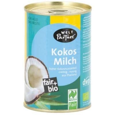 Mleczko kokosowe BIO 400 ml