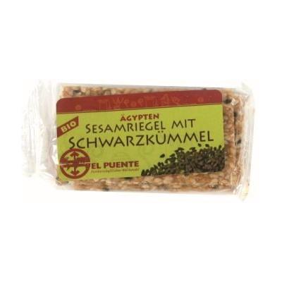 Sezamki z czarnuszką