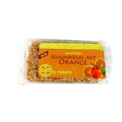 Sezamki z pomarańczą