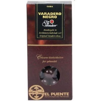 """Varadero Negro"" – drażetki czekoladowe z rumem"