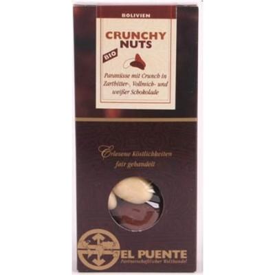 Crunchy Nuts, orzechy brazylijskie z chrupkami