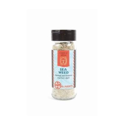 """""""Sea herbs"""" – sól morska, ziołowa z algami Nori"""