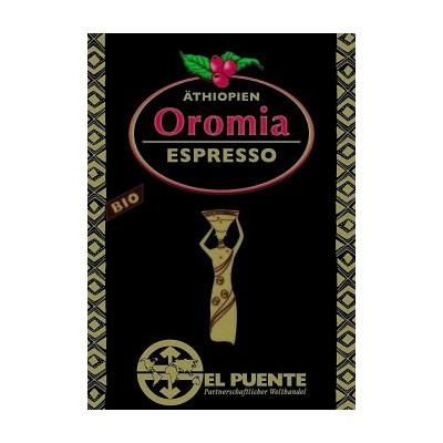 Kawa Oromia Espresso, mielona