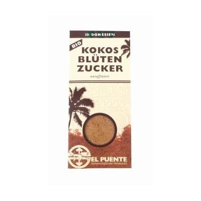 Cukier kokosowy, nierafinowany