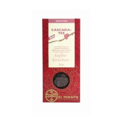 Herbata Cascara, kofeinowy napój z wiśni kawowca