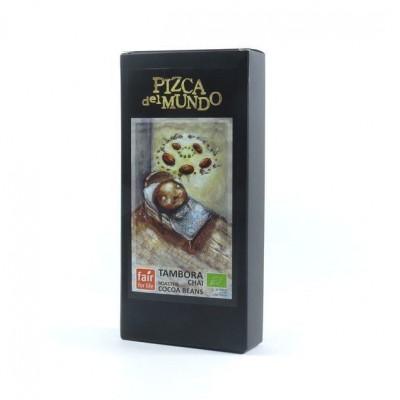 Tambora chai - prażone ziarno kakaowca z przyprawami korzennymi