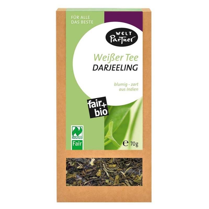 Herbata biała Darjeeling BIO (dwp)