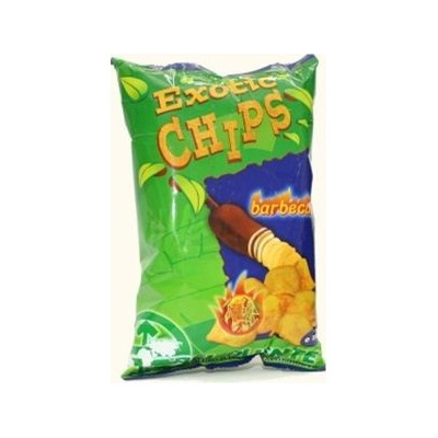 Exotic Chips Maniok Barbecue