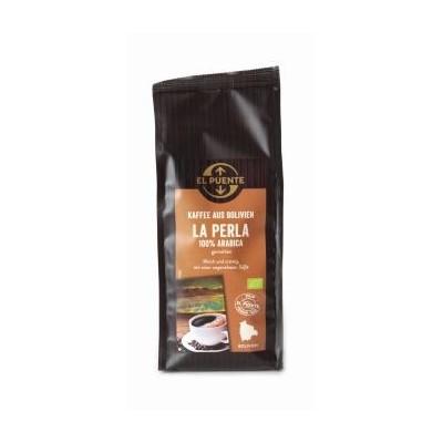 Kawa La Perla z Boliwii, mielona