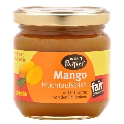 Dżem z mango carabao z Filipin