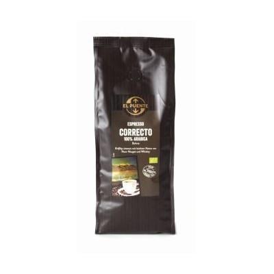 Kawa Espresso CORRECTO, ziarnista