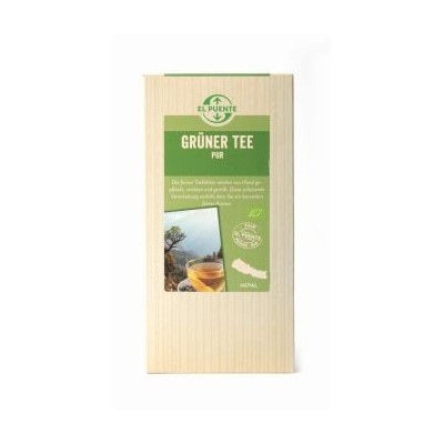 Herbata zielona z Nepalu