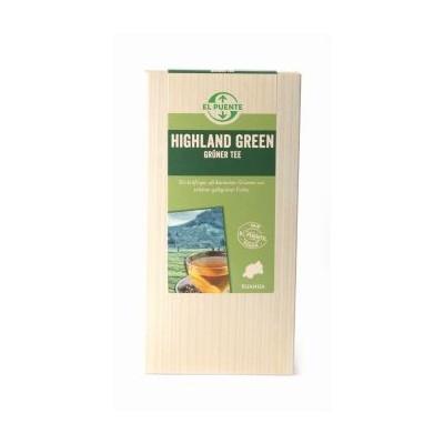 Herbata zielona z Rwandy