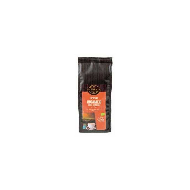 Kawa Nicamex, Espresso, mielona