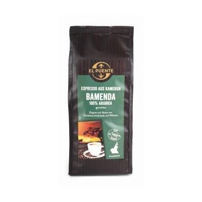 Kawa Bamenda Espresso z Kamerunu, mielona