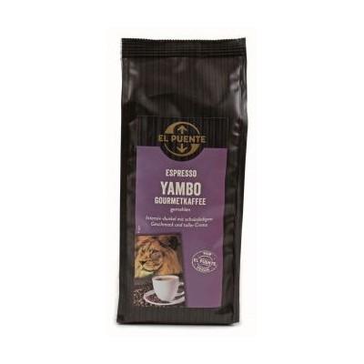 Kawa Yambo Espresso z Kamerunu, mielona
