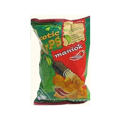 Exotic Chips Maniok Chilly