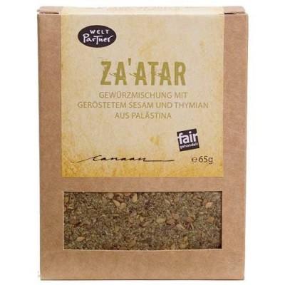 Za'atar - arabska mieszanka przyprawowa Fair Trade (dwp)