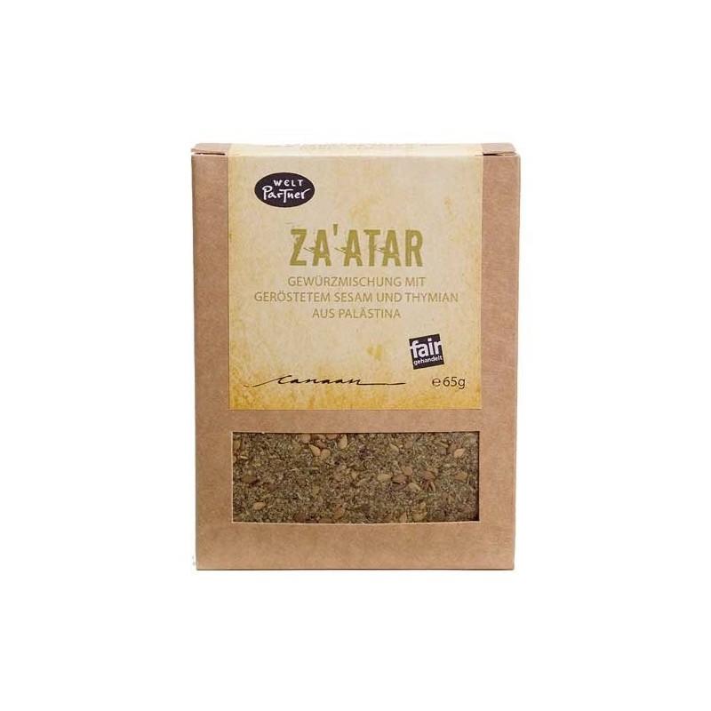 Za'atar - arabska mieszanka przypraw, dwp eG (65 g)