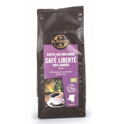 Kawa Fair Trade Cafe Liberte ziarnista